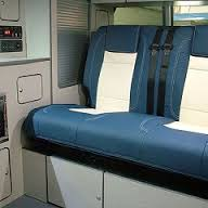 big blue sky campers rib bed