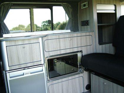 Renault Trafic Camper Van Conversion