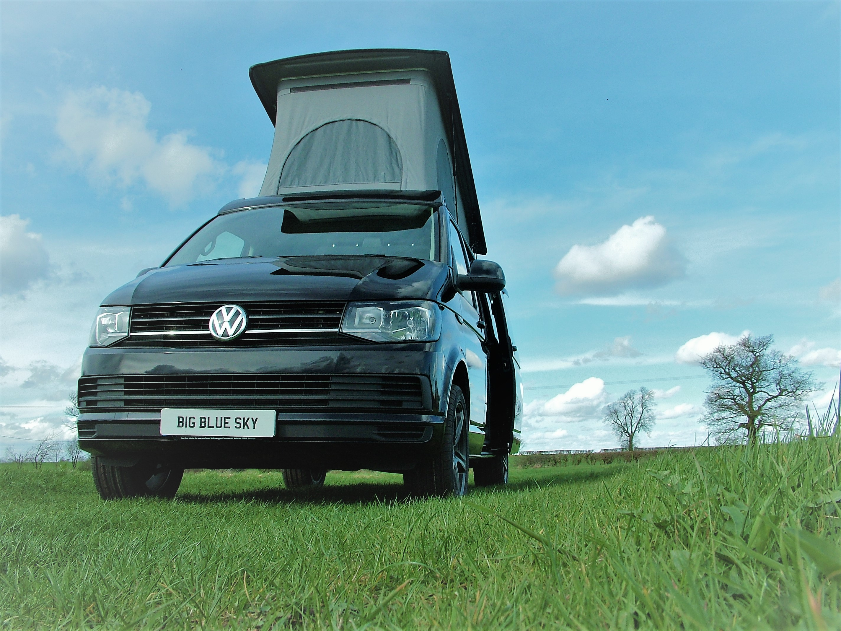 volkswagen t6 camper van conversions low miles midlands rib sca. Black Bedroom Furniture Sets. Home Design Ideas